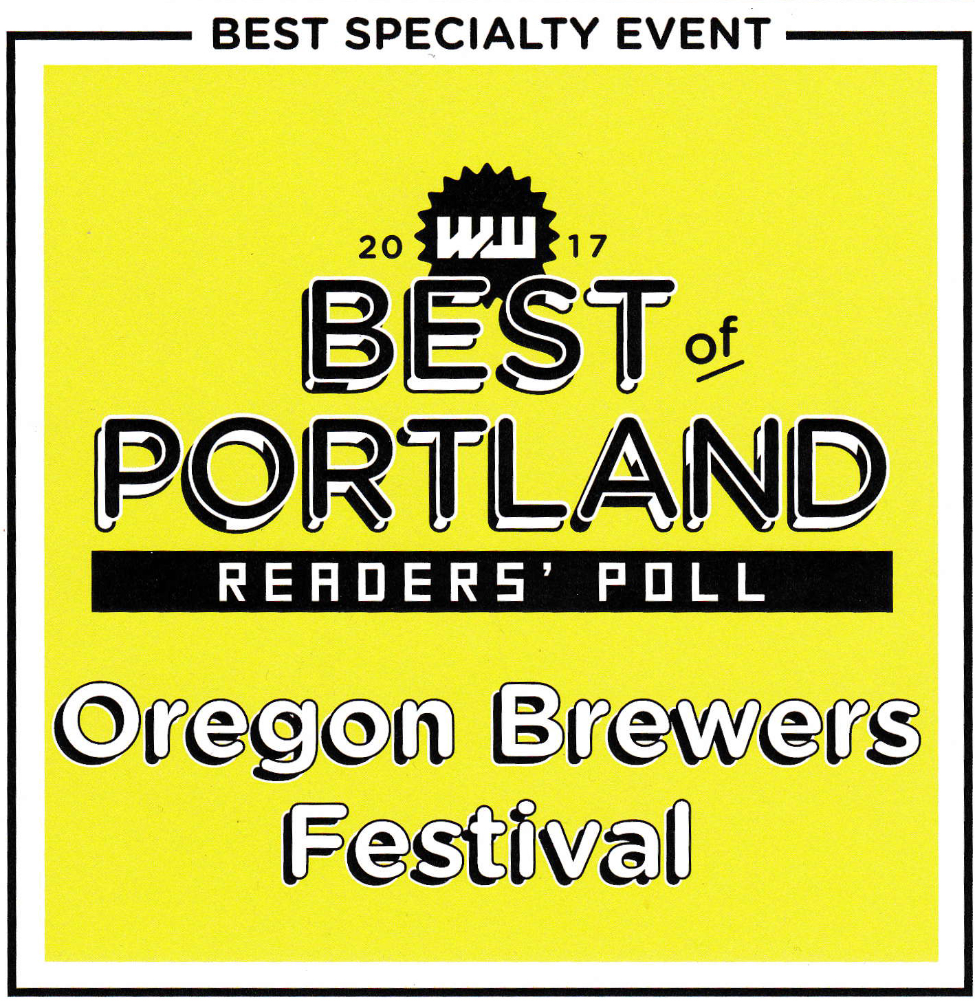 Breweries In Portland Oregon Map.Home Oregon Brewers Festival